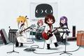 Picture anime, Sonia, music, kawaii, Kill me Baby, japanese