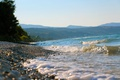 Picture Greece, pebbles, beach, Zakynthos, sea