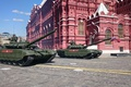 Picture parade, T-72, battle tank