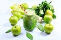 Picture fresh, food, fresh, apple, juice, drink, drink, celery, mug