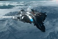 Picture starship, Sabre, Star Citizen