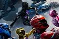 Picture Blue Ranger, Movie, Black Ranger, Red Ranger, 2017, Yellow Ranger, Pink Ranger, Power Rangers