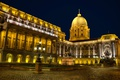 Picture Budapest, Budapest, Architecture, Hungary, Buda castle, Hungary, Buda castle, Night, Night, Royal Palace, Architecture