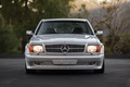 Picture silver, 1987., AMG, tuning, 560 SEC 6.0, Mercedes-Benz