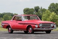Picture Dodge, coupe, hardtop, 1962, red car, Dart