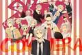Picture anime, art, guy, Katekyo Hitman REBORN!, Gokudera Hayato, Bandit Werecat Gokudera