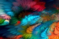 Picture background, rainbow, colorful, colors, splash, bright, painting, background, abstract, paint