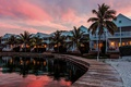 Picture sand, beach, resort, home, cottages, water, palm trees