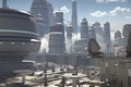 Picture the city, DICE, Electronic Arts, game, star wars battlefront