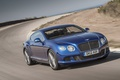 Picture GT Speed, road, Continental, Bentley