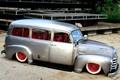 Picture 1953, Hot Rod, Custom, Suburban, Chevrolet