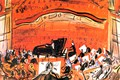 Picture New York, 1946, Raoul Dufy The, Collection Peter A. RБbel, The Red Concert, Concert Rouge