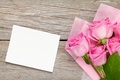 Picture romantic, roses, wood, bouquet, roses, pink roses, pink