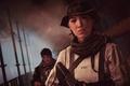 Picture chinese, Battlefield 4, weapon, Battlefield IV, rifle, woman, Battlefield, gun, game, man