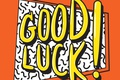 Picture good luck, text, letters, good luck