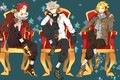 Picture art, anime, My hero Academy, guys, Boku no Hero Academy
