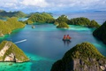 Picture landscape, nature, Thailand, ocean, bay, trees, cliff, sea, ship, sailing ship, island, hills