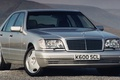Picture Mercedes-Benz, W140, S600