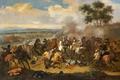 Picture picture, battle, Jan van Huchtenburg, The battle of the Boyne between James II and William ...