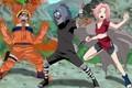 Picture game, anime, Naruto Shippuden, Haruno Sakura, by lwisf3rxd, Naruto, hitaiate, oriental, jinchuuriki, japanese, Uzumaki Naruto, ...