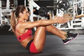 Picture pose, fitness, gym, abs