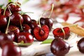Picture berry, cherry, delicious, juicy