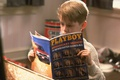 Picture home alone, boy, Christmas, movie, playboy, new year, Culkin McCullen