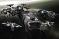 Picture Drake Buccaneer, Space ship, Drake Caterpillar, Star Citizen