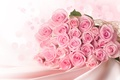 Picture roses, bouquet, roses, pink roses, flowers, pink