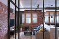 Picture design, style, interior, living room, loft, Apartment in Kotelniki