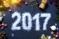 Picture new year, New Year, 2017, happy, decoration