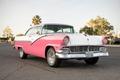 Picture classic, 1956, Ford Victoria