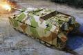 Picture Tank fighter, German self-propelled artillery, Jagdpanzer IV, Sd.Car.162