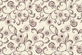 Picture leaves, flowers, vector, texture, background, pattern