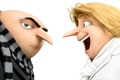 Picture brothers, animated film, Despicable Me 3, Despicable Me, Gru, blonde, Dru, animated movie, Despicable-Me 3, ...