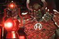 Picture red, game, rage, powerful, Red Lantern, NetherRealm Studios, red ring, Injustice 2, supervillain, Atrocitus, Red ...