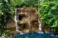 Picture Waterfall, USA, Stones, Nature, Missouri, Missouri, USA, Stream, St. Louis, Waterfall, St.Louis, Flow
