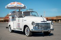 Picture Ice Cream, 1952, Chevy, Truck