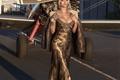 Picture Rihanna, dress, blonde