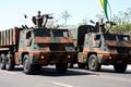 Picture missel, .50, Brazilian company, machine gun, armed forces, soldier, Brazil, Brazilian army, Artillery SaTuration ROcket ...