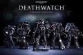 Picture armor, gun, Warhammer, Warhammer 40k, eagle, rifle, strong, Deathwatch, powerful, Warhammer 40k Deathwatch, weapon, Tyranid ...
