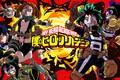 Picture anime, hero, manga, seifuku, kanji, japonese, Boku no Hero Academy, yussha, Deku, Todoroki, My Hero ...