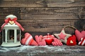 Picture xmas, heart, wood, Christmas, lantern, snow, merry christmas, New Year, decoration
