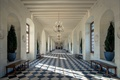 Picture France, The Castle Of Chenonceau, gallery, corridor