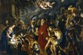 Picture religion, Peter Paul Rubens, mythology, The Adoration Of The Magi, Pieter Paul Rubens, picture