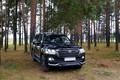 Picture black, TD exclusive, Toyota SUV