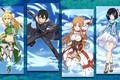 Picture light, weapon, anime, pretty, asian, warrior, manga, japanese, Sword Art Online, oriental, asiatic, sugoi, SAO, ...