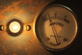 Picture macro, background, ammeter