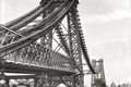 Picture USA, the city, bridge, retro, 1902-the year