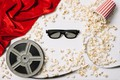 Picture movie, glasses, film